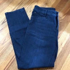 J.jill smooth fit slim ankle jeans